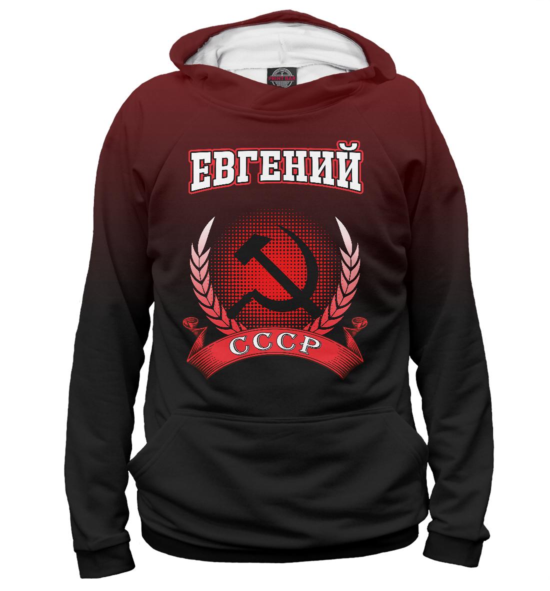 Купить Евгений, Printbar, Худи, EVG-551253-hud-1