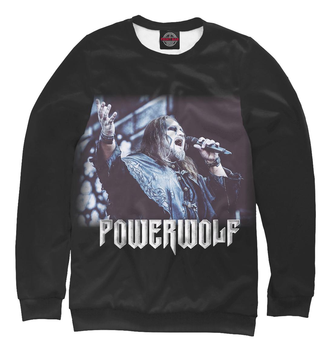 Купить Powerwolf - Attila Dorn, Printbar, Свитшоты, PWF-453531-swi-1