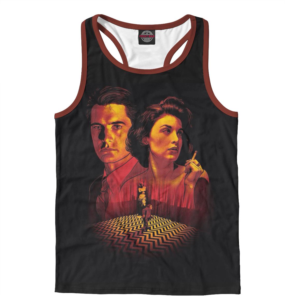 Купить Twin Peaks, Printbar, Майки борцовки, SOT-807410-mayb-2