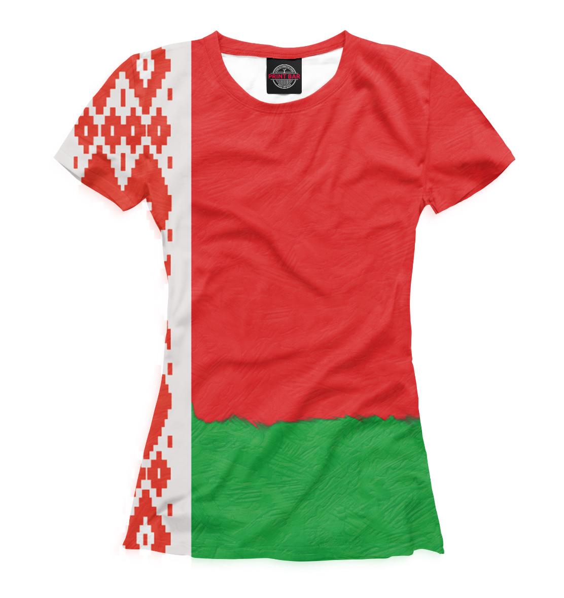 Купить Беларусь, Printbar, Футболки, BLR-741943-fut-1