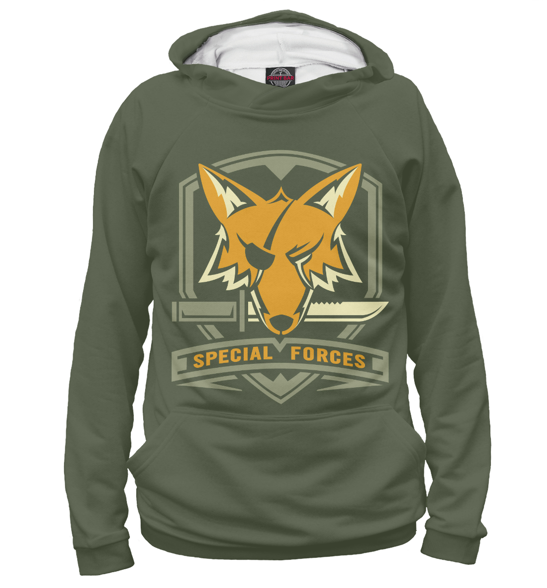 Special Forces Foxhound