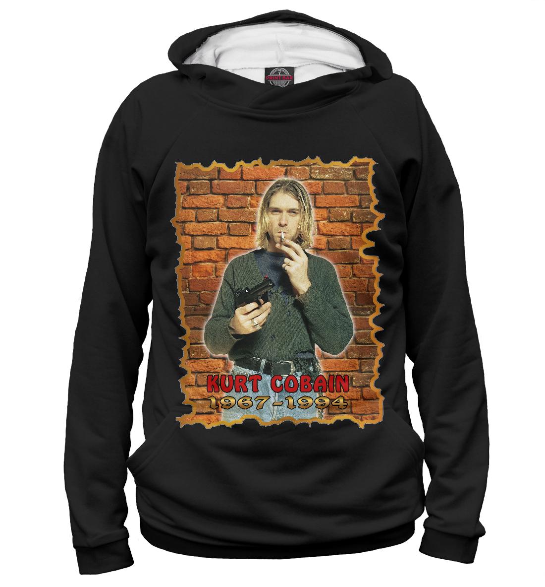 Nirvana (Kurt Cobain) printio nirvana kurt cobain hello t shirt