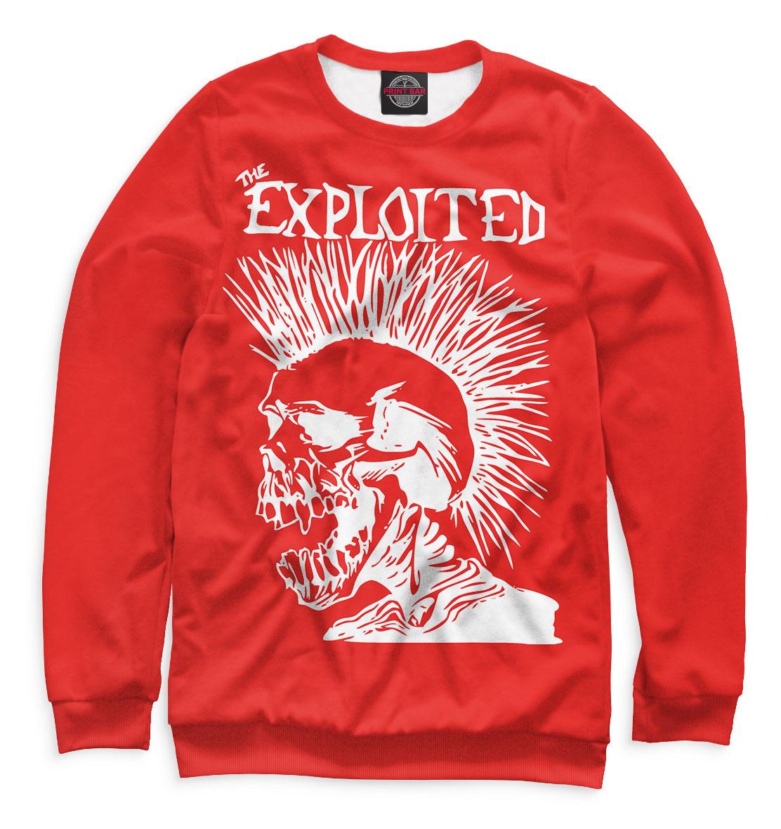 Купить The Exploited, Printbar, Свитшоты, TEX-792633-swi-1