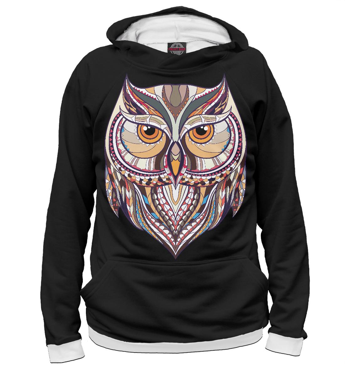 Купить Сова, Printbar, Худи, OWL-165602-hud-1
