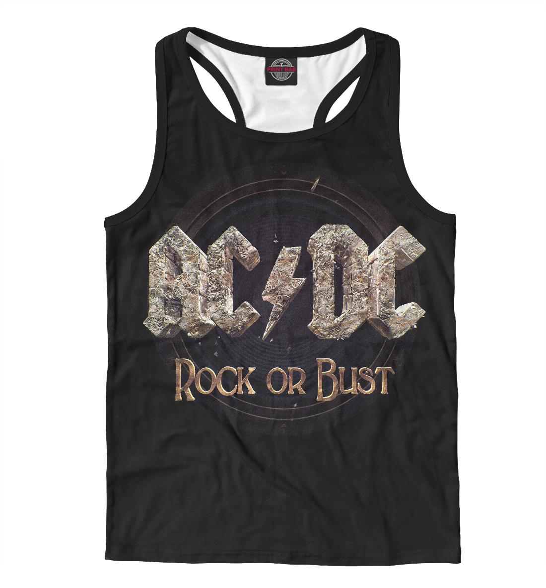 Купить AC/DC, Printbar, Майки борцовки, ACD-617123-mayb-2