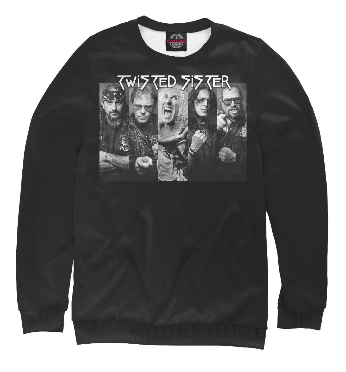 Twisted Sister band printio футболка классическая twisted sister