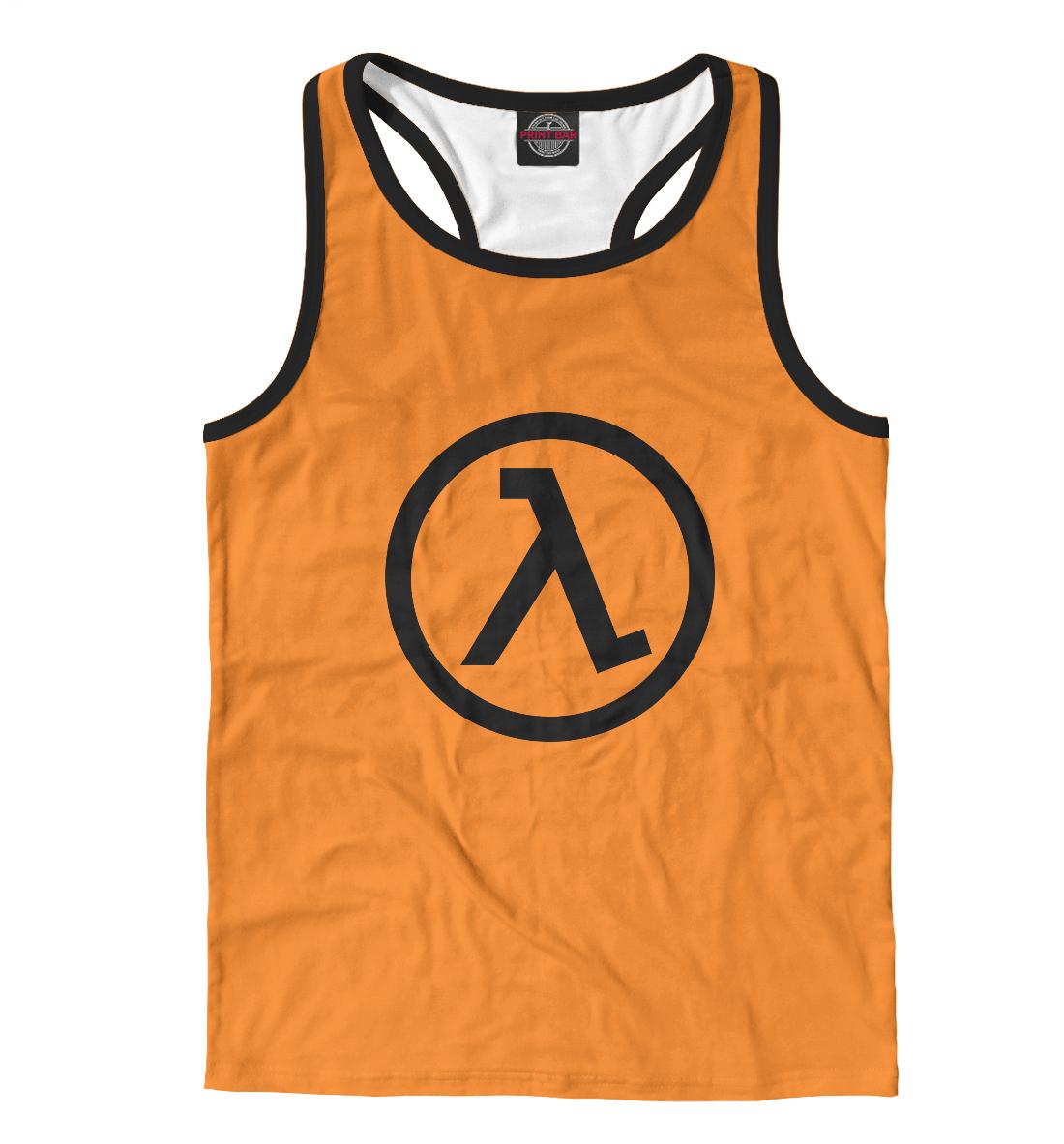 Купить Half-Life, Printbar, Майки борцовки, HLF-454415-mayb-2