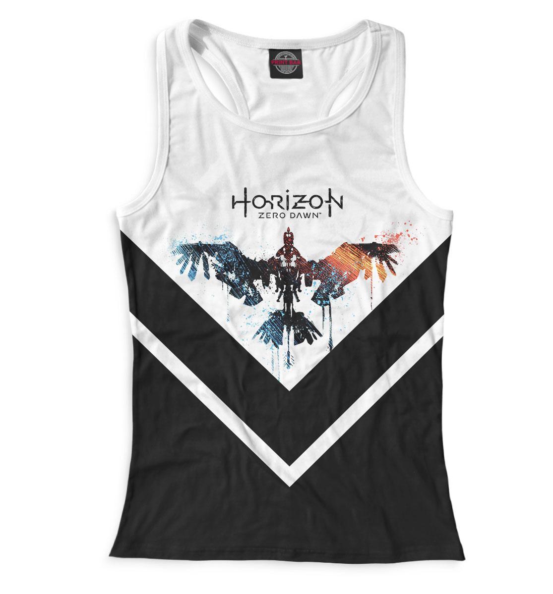 Купить Horizon Zero Dawn, Printbar, Майки борцовки, HZD-192185-mayb-1