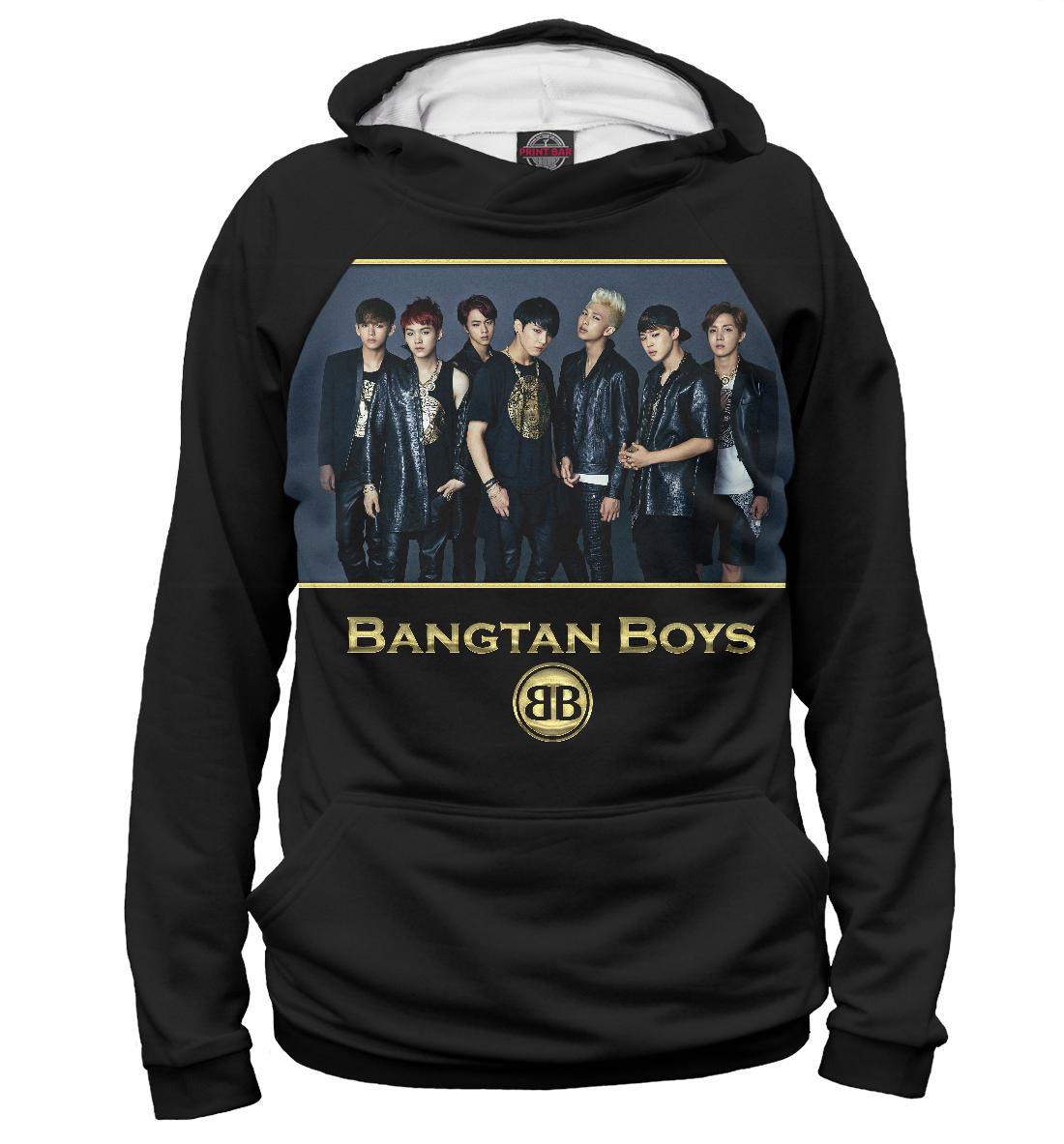 Купить Bangtang Boys (BTS), Printbar, Худи, KPP-281185-hud-1