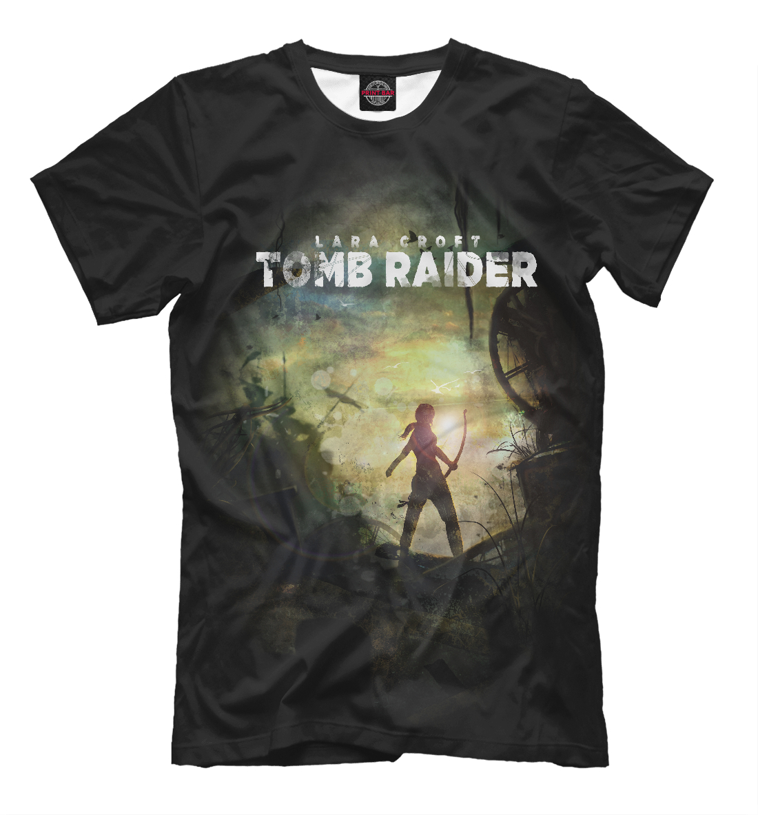 Купить Tomb Raider 2018, Printbar, Футболки, TBR-575561-fut-2