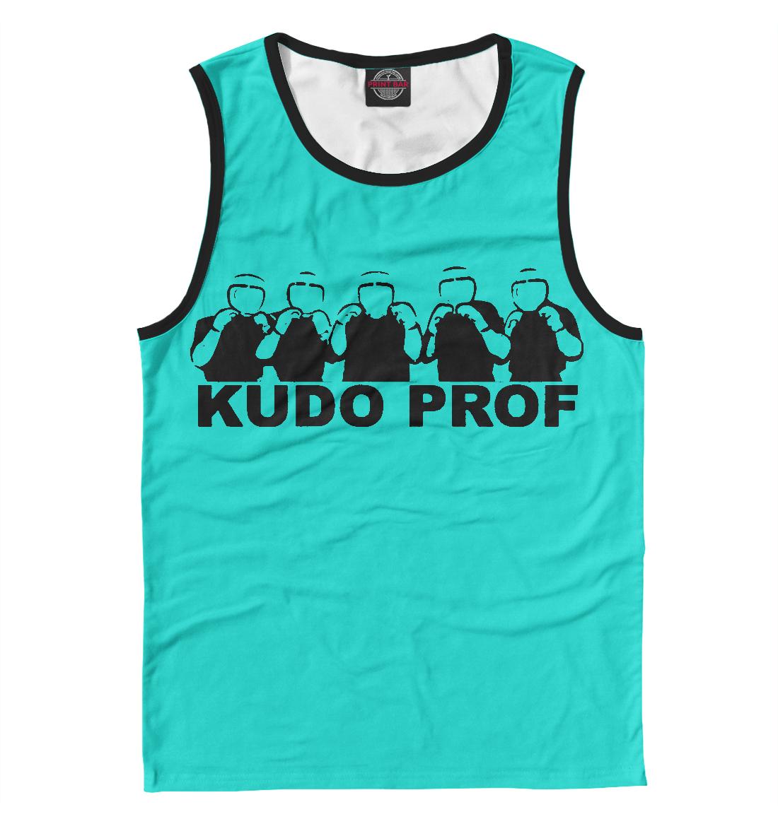 Kudo Prof, Printbar, Майки, EDI-180339-may-2  - купить со скидкой