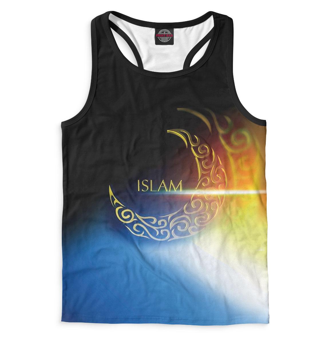 Купить Ислам, Printbar, Майки борцовки, ISL-762913-mayb-2