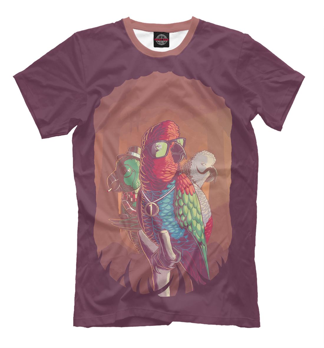 Parrots кошелек new parrots