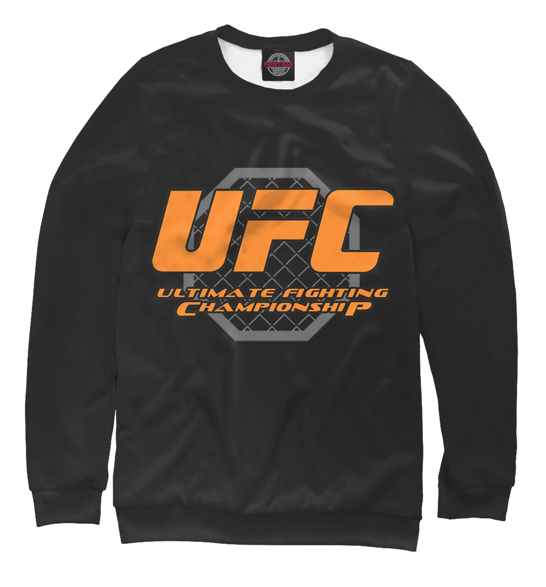Купить Ultimate Fighting Championship, Printbar, Свитшоты, MNU-349331-swi-2