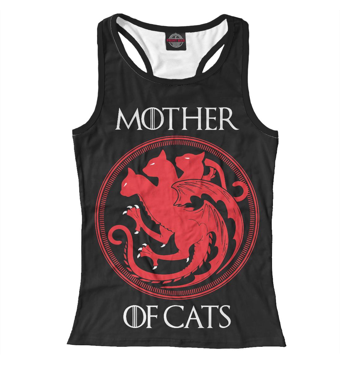 Купить Mother Of Cats, Printbar, Майки борцовки, CAT-838411-mayb-1