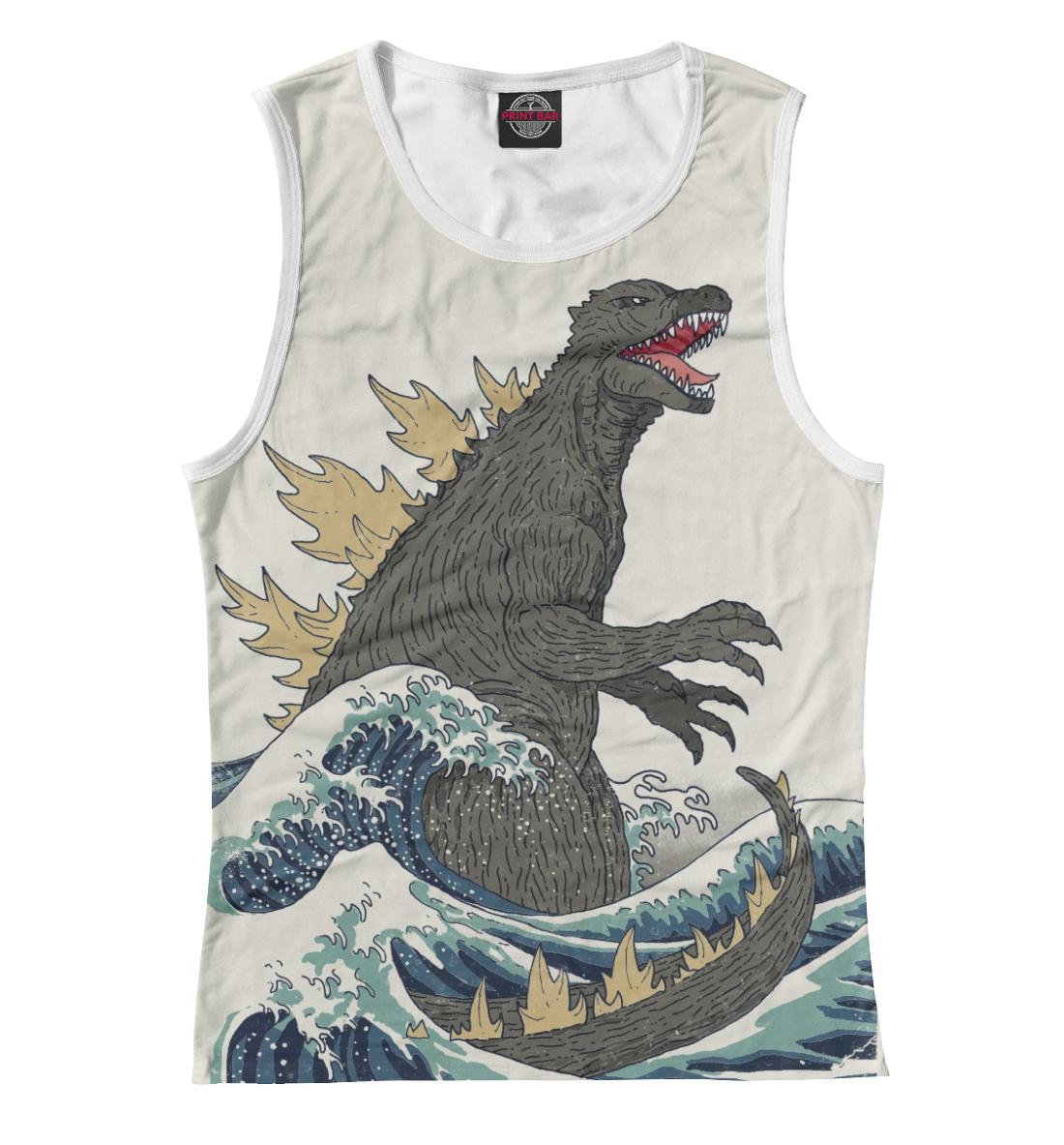 Купить Godzilla, Printbar, Майки, KNO-948120-may-1