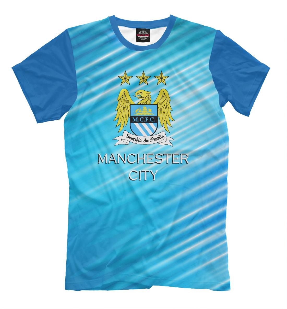 Купить Manchester City, Printbar, Футболки, MNC-278312-fut-2