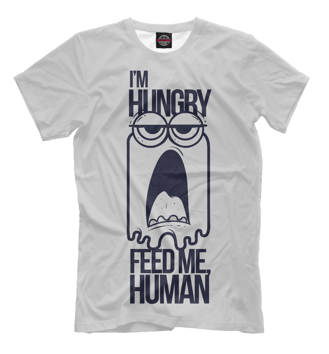 I`m hungry, feed me, human tracey mann bake me i m yours chocolate