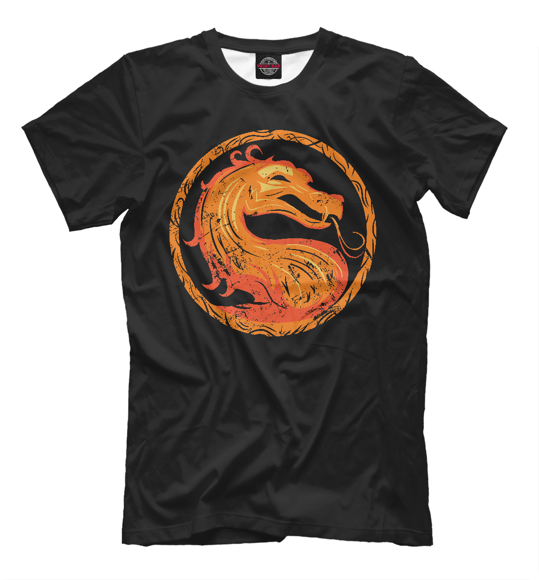 Mortal Kombat, Printbar, Футболки, MKB-922323-fut-2  - купить со скидкой