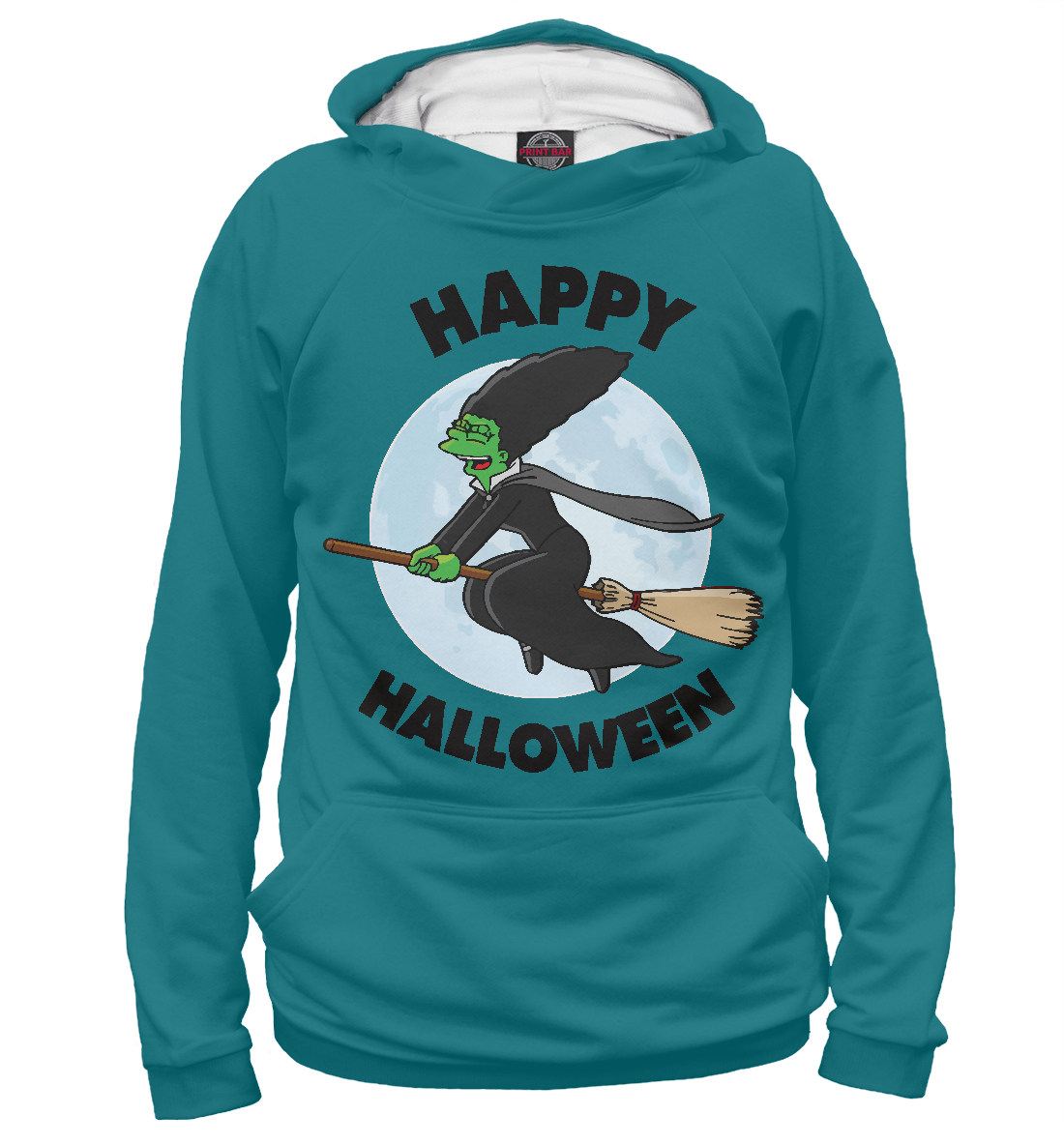 Купить Happy Halloween, Printbar, Худи, SIM-159552-hud-2