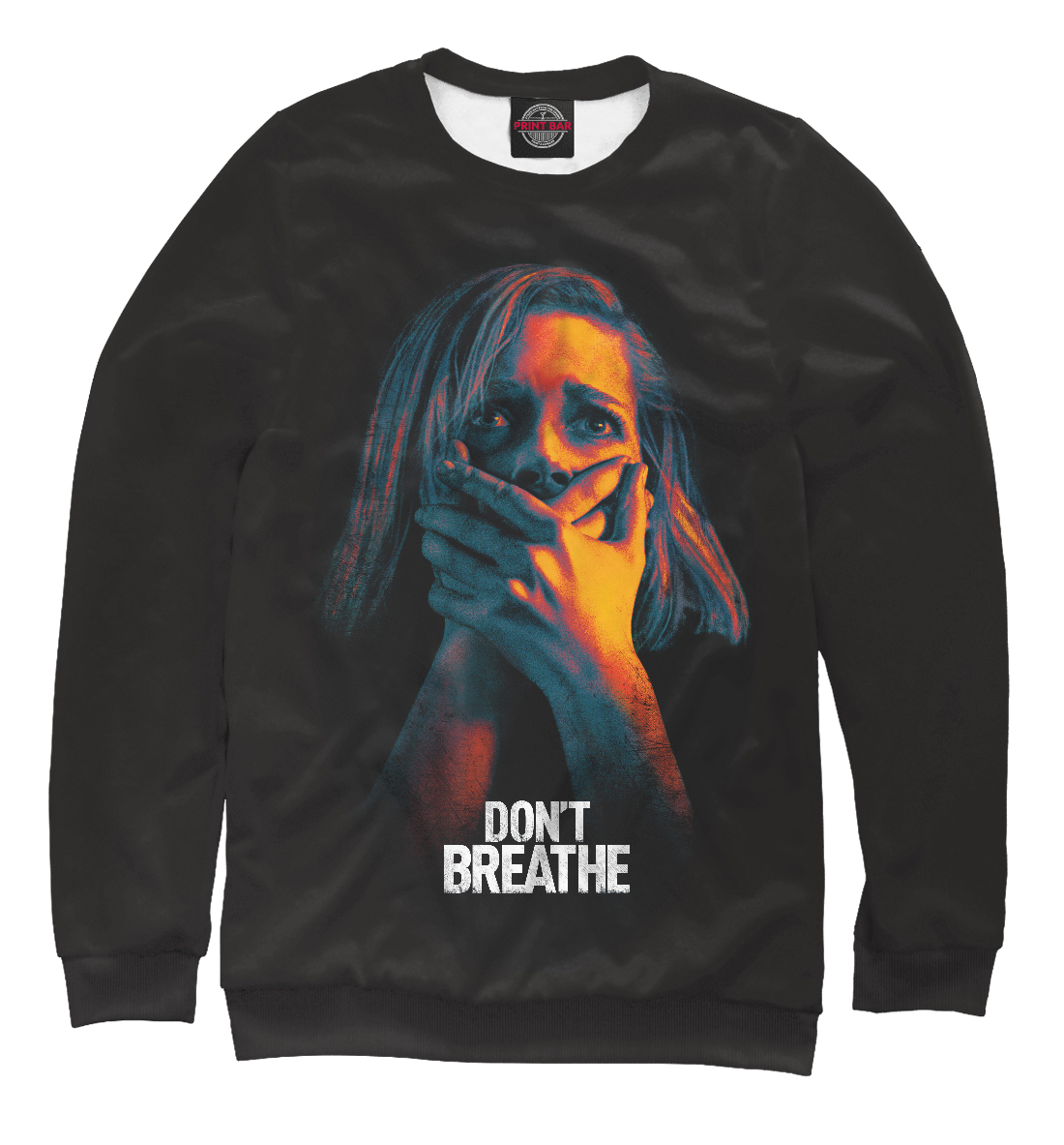 Купить DONT BREATHE, Printbar, Свитшоты, KNO-694518-swi-2
