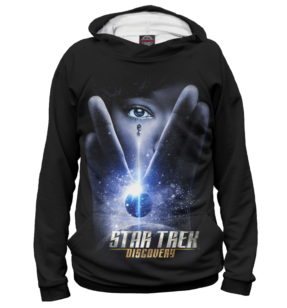Купить Star Trek: Discovery, Printbar, Худи, SDC-431710-hud-2