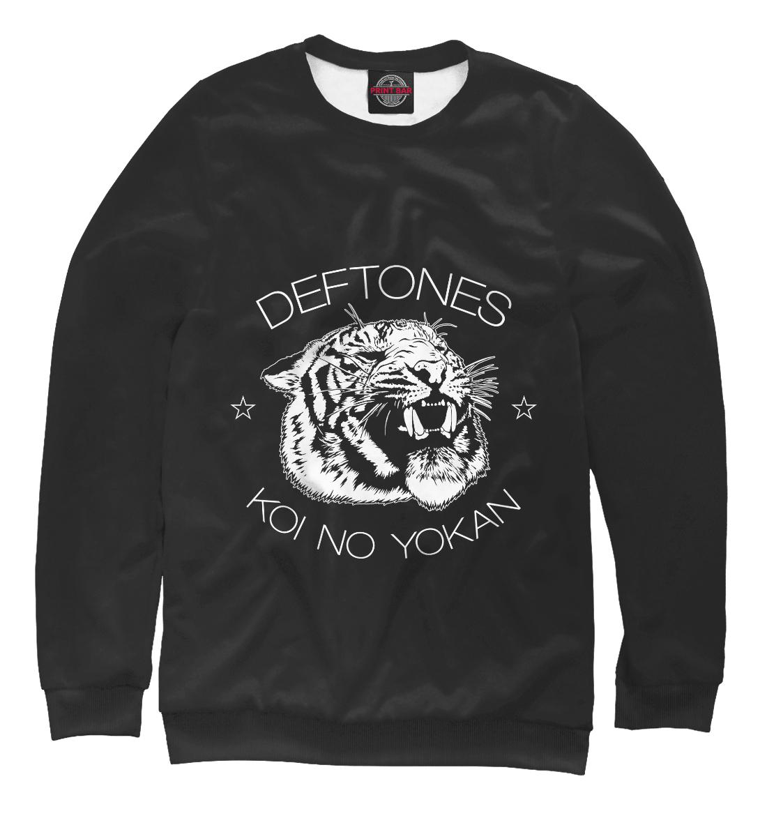 Купить Deftones, Printbar, Свитшоты, MZK-703142-swi-2