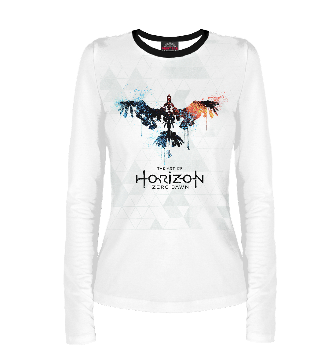 Купить Horizon Zero Dawn, Printbar, Лонгсливы, HZD-270174-lon-1