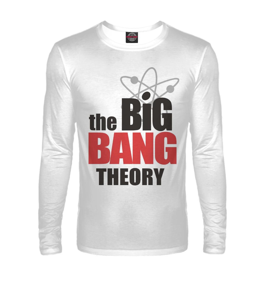 Купить The Big Bang Theory, Printbar, Лонгсливы, TEO-602107-lon-2