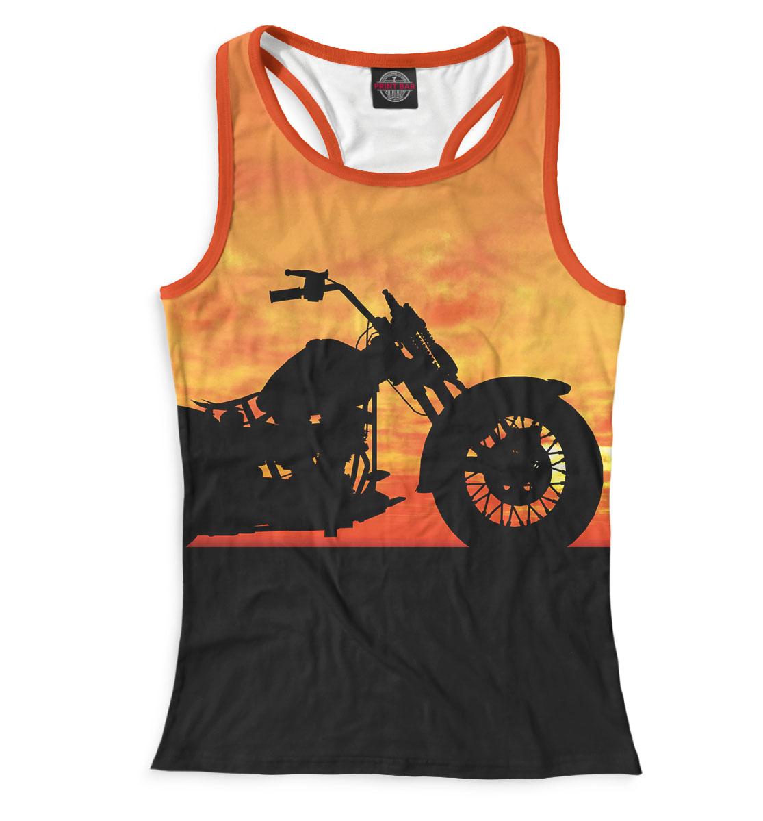 Купить Мотоцикл, Printbar, Майки борцовки, MTR-761237-mayb-1