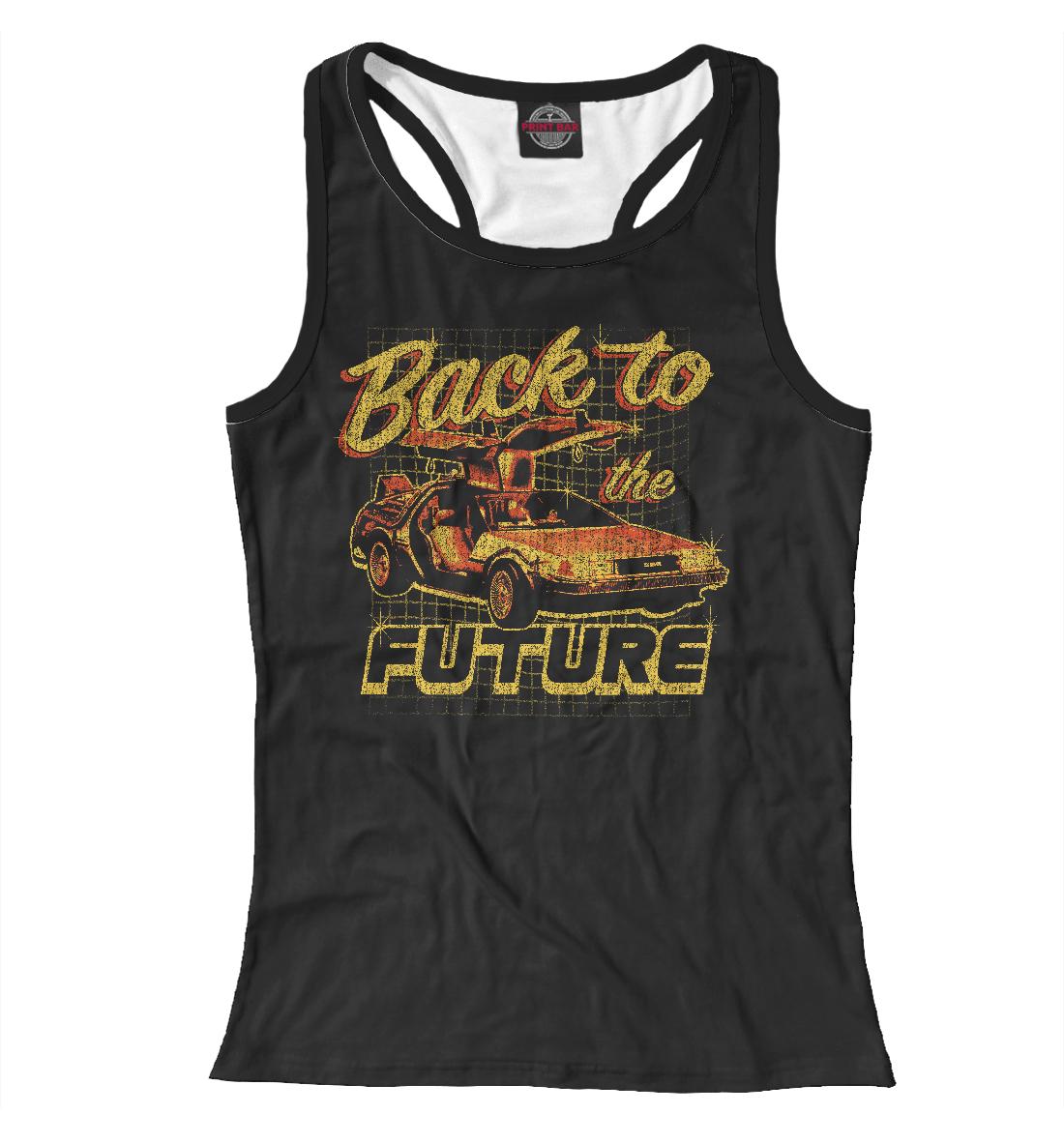 Купить Назад в будущее, Printbar, Майки борцовки, KNO-142460-mayb-1