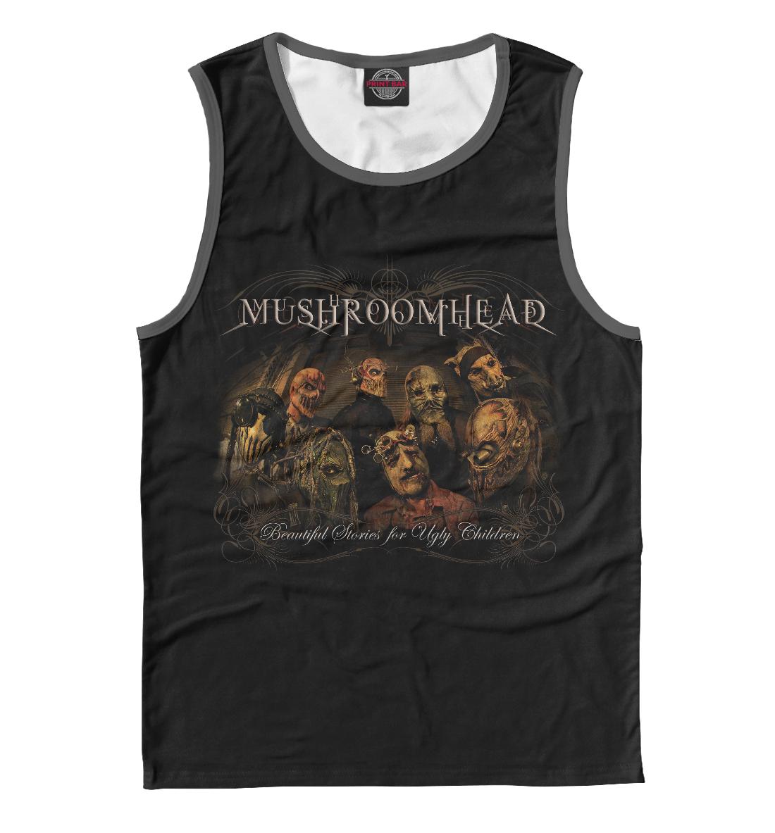 Купить Mushroomhead, Printbar, Майки, MZK-151499-may-2