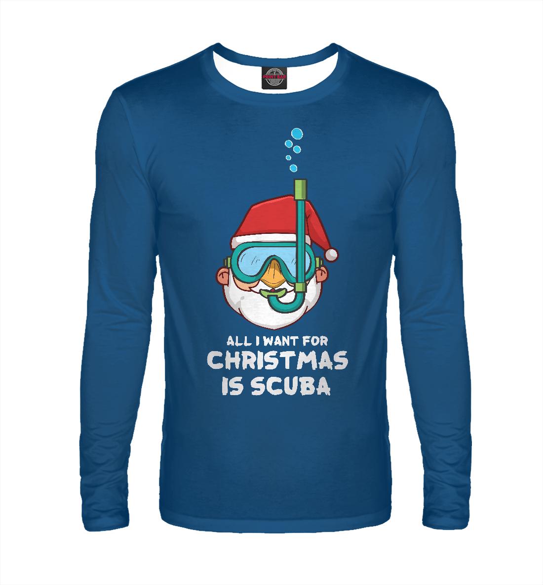 Christmas is Scuba quest scuba tector