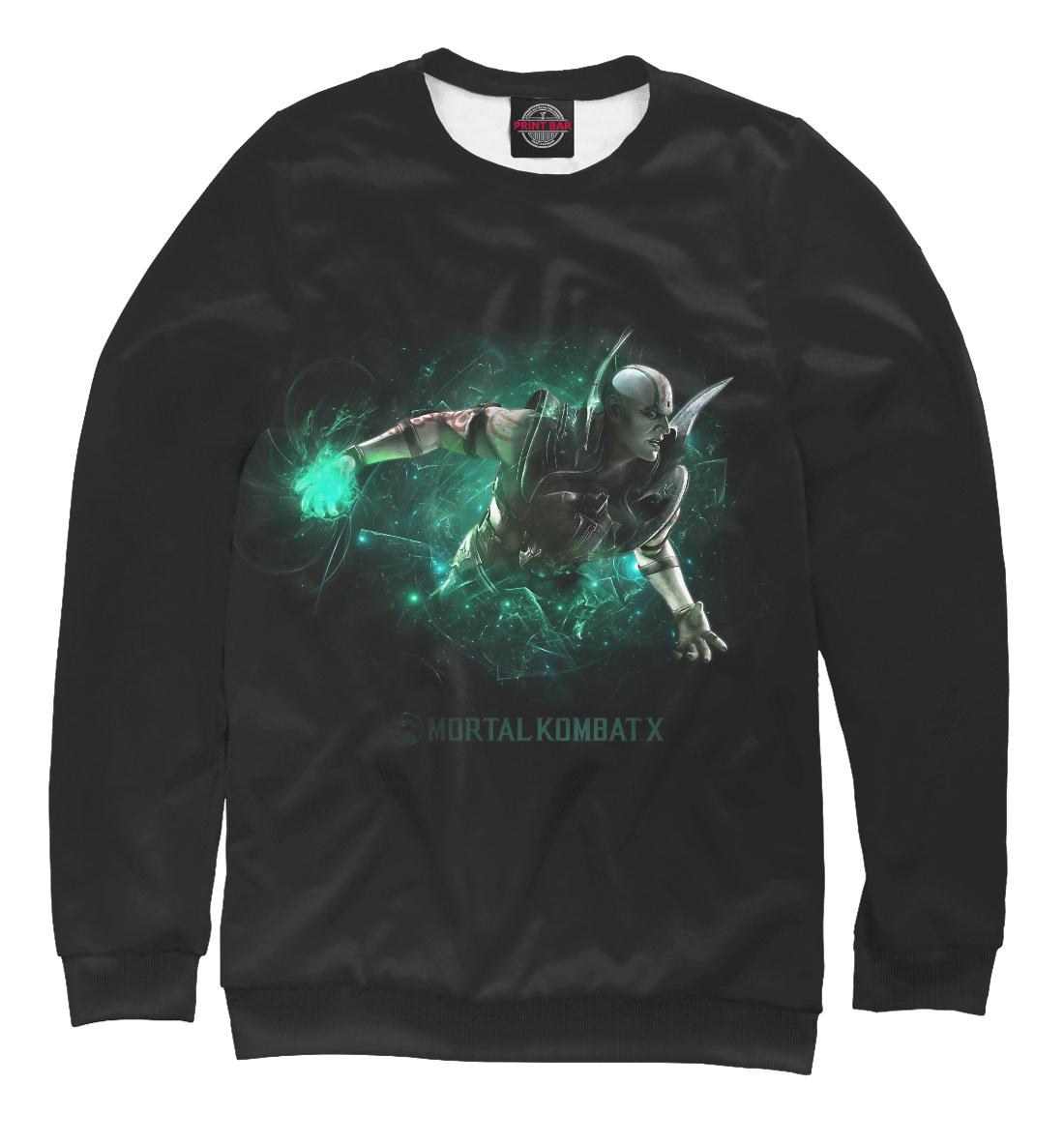 Купить Mortal Kombat (Quan Chi), Printbar, Свитшоты, MKB-326686-swi-2