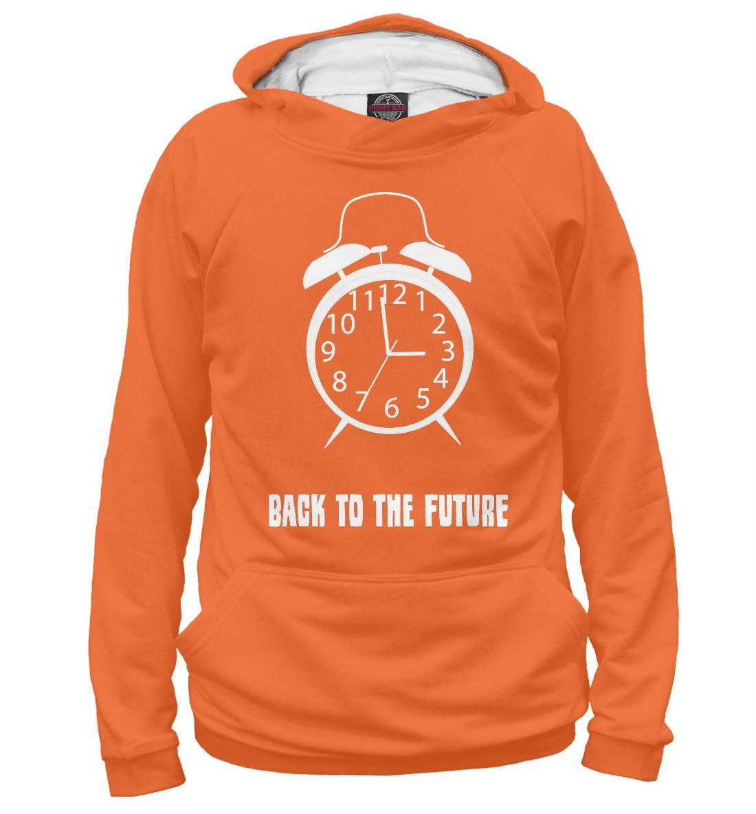 Купить Назад в будущее, Printbar, Худи, CLF-992998-hud-1