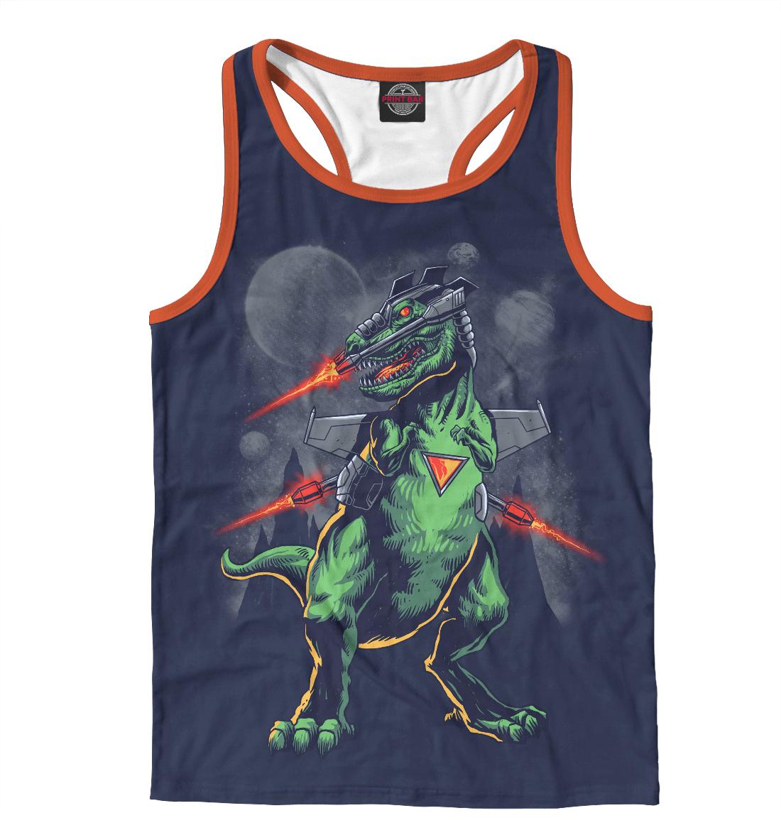 Купить Звездный динозавр, Printbar, Майки борцовки, HIP-922016-mayb-2