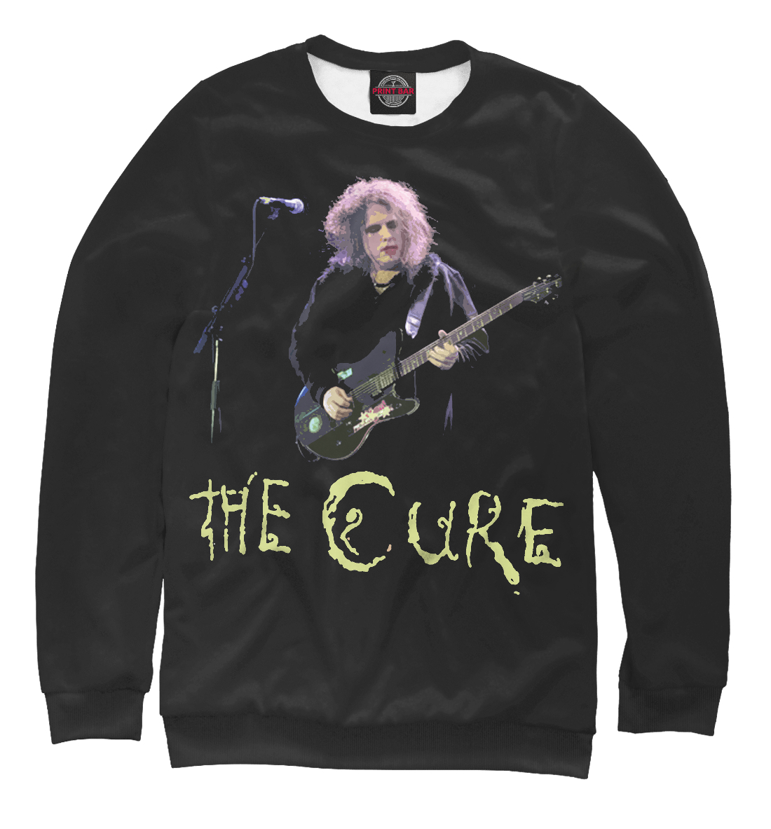 Robert Smith. The Cure the cure robert smith
