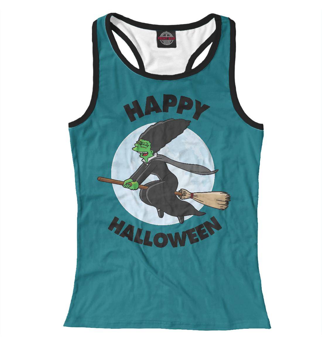 Купить Happy Halloween, Printbar, Майки борцовки, SIM-159552-mayb-1