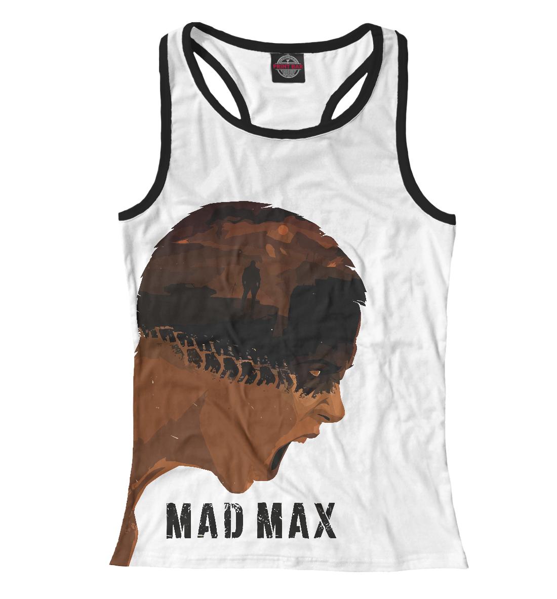 Купить Mad Max, Printbar, Майки борцовки, KNO-499365-mayb-1
