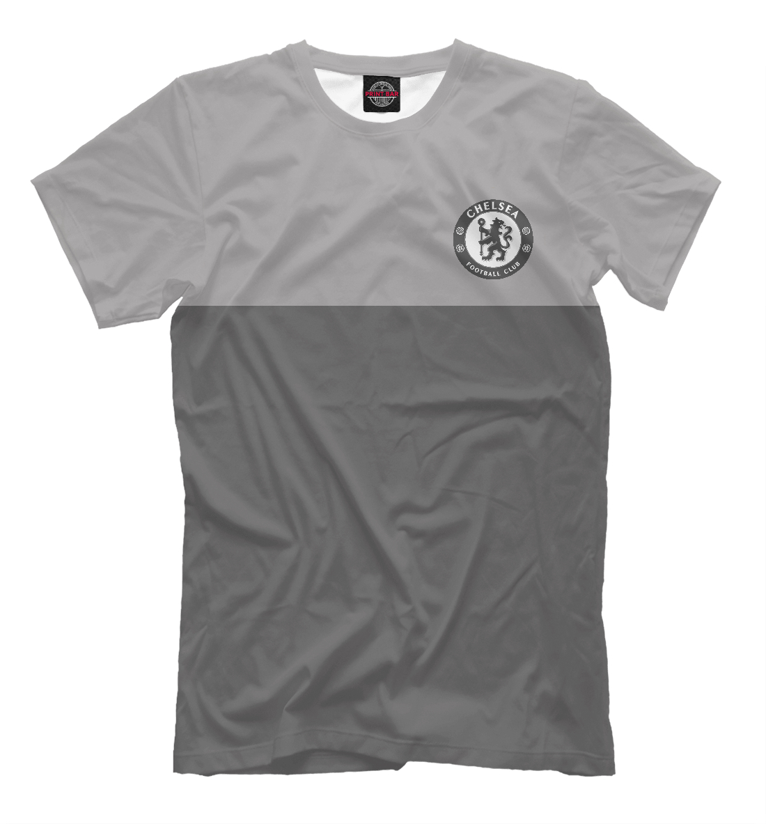 Купить FC Chelsea Grey Collection, Printbar, Футболки, CHL-285639-fut-2