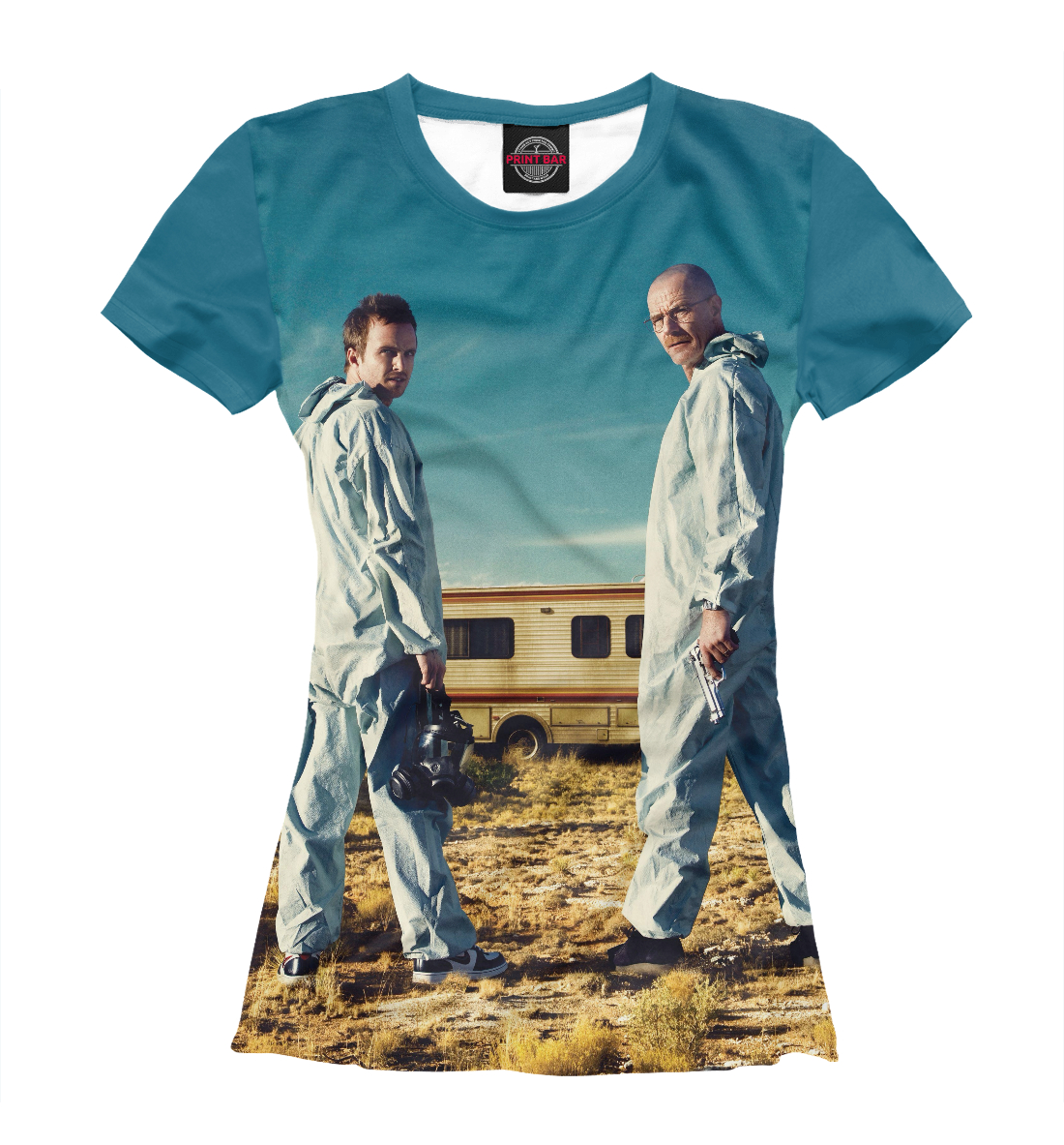 Купить Breaking Bad, Printbar, Футболки, VVT-920408-fut-1