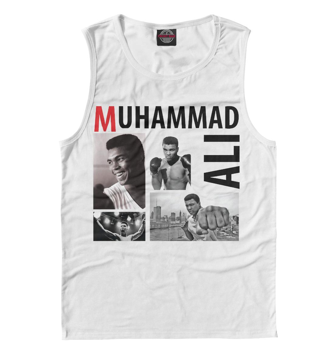 Купить Мухаммед Али, Printbar, Майки, ALI-416851-may-2