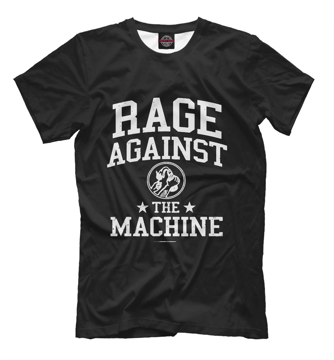 Купить Rage Against the Machine, Printbar, Футболки, RAM-756702-fut-2