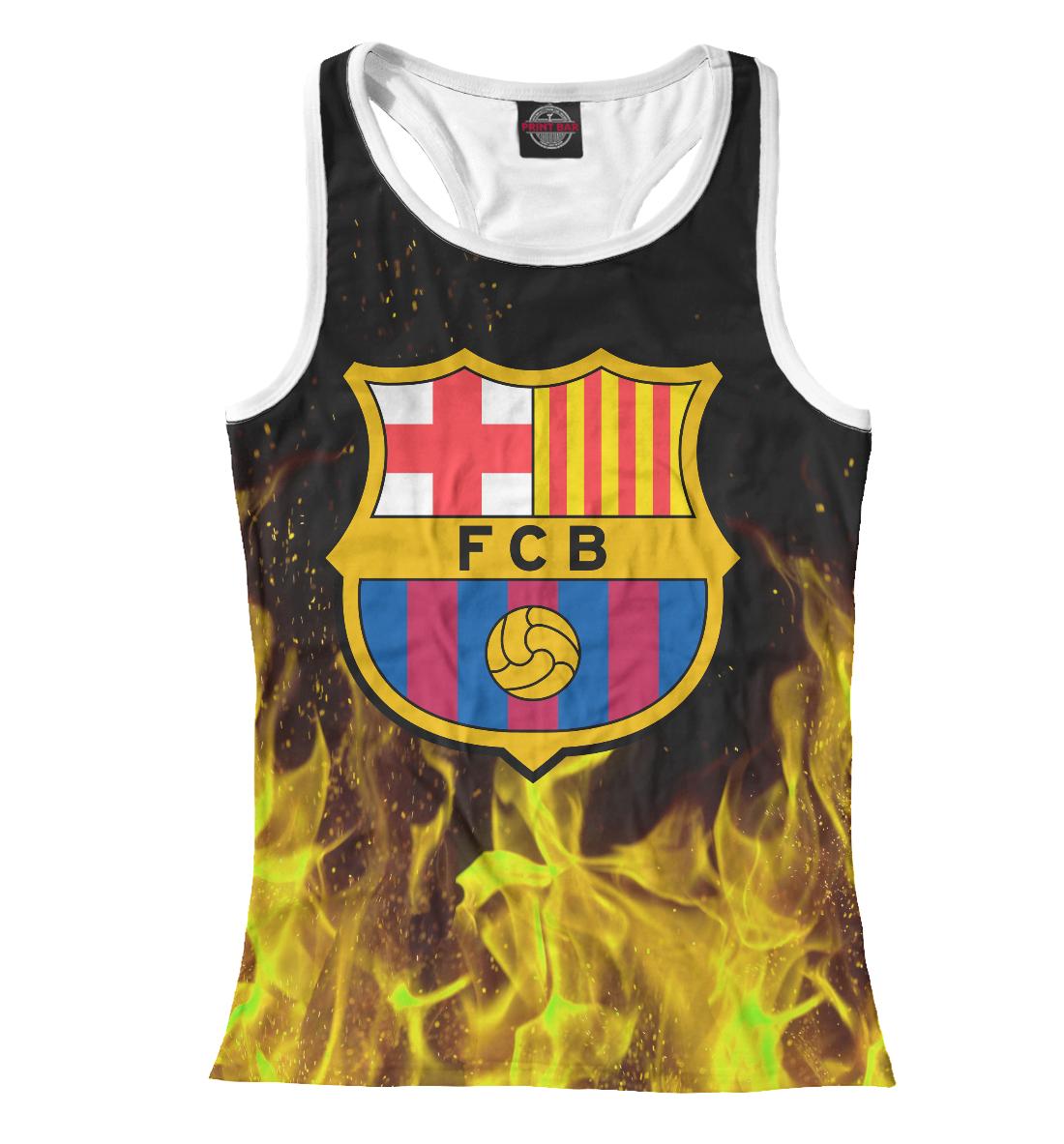 Купить Барселона Fire, Printbar, Майки борцовки, BAR-819509-mayb-1
