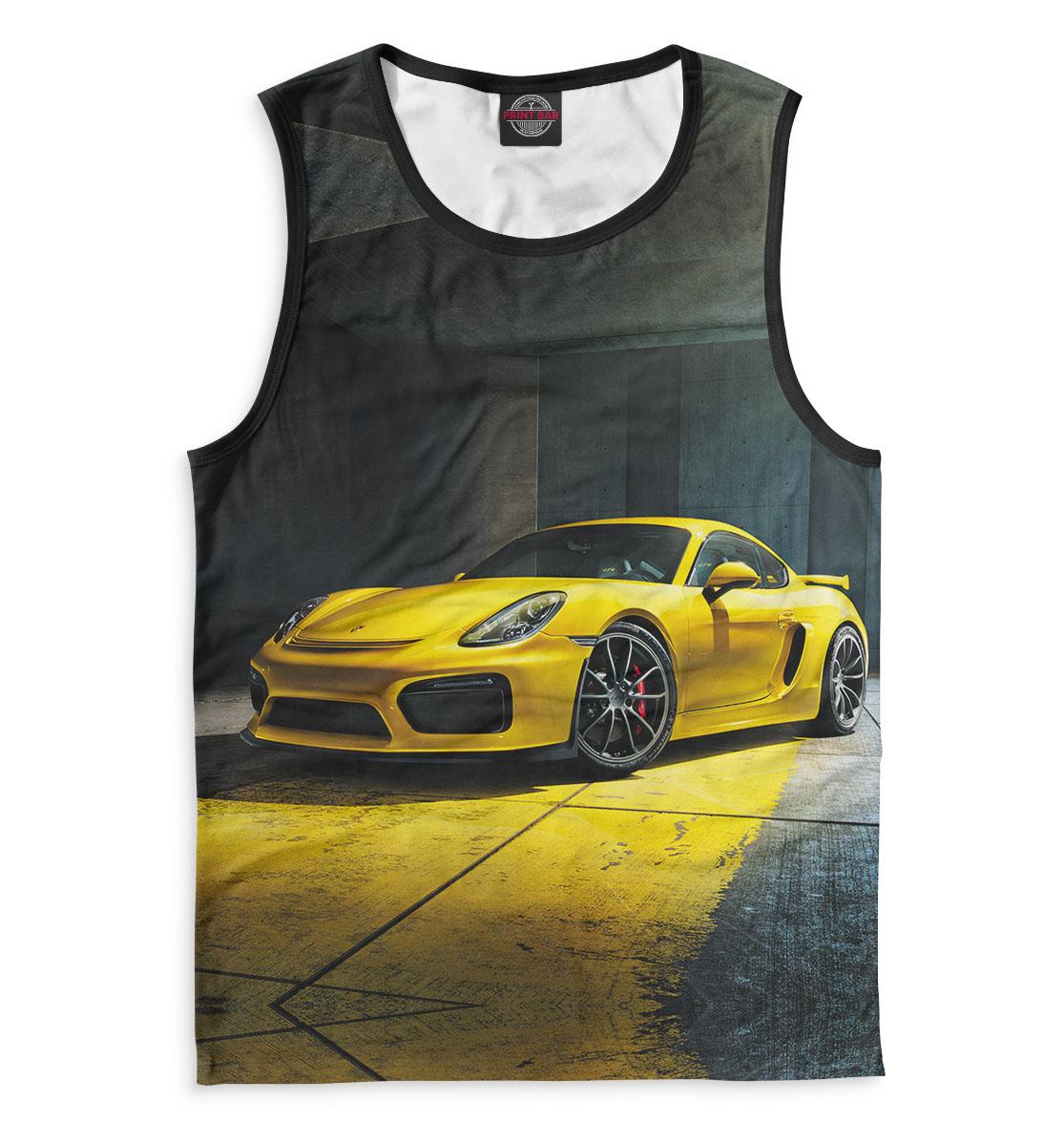 Купить Porsche, Printbar, Майки, SPC-110226-may-2
