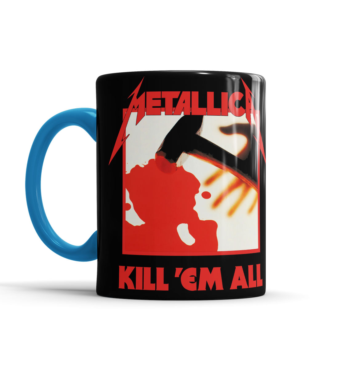 Metallica Kill 'Em All metallica metallica kill em all