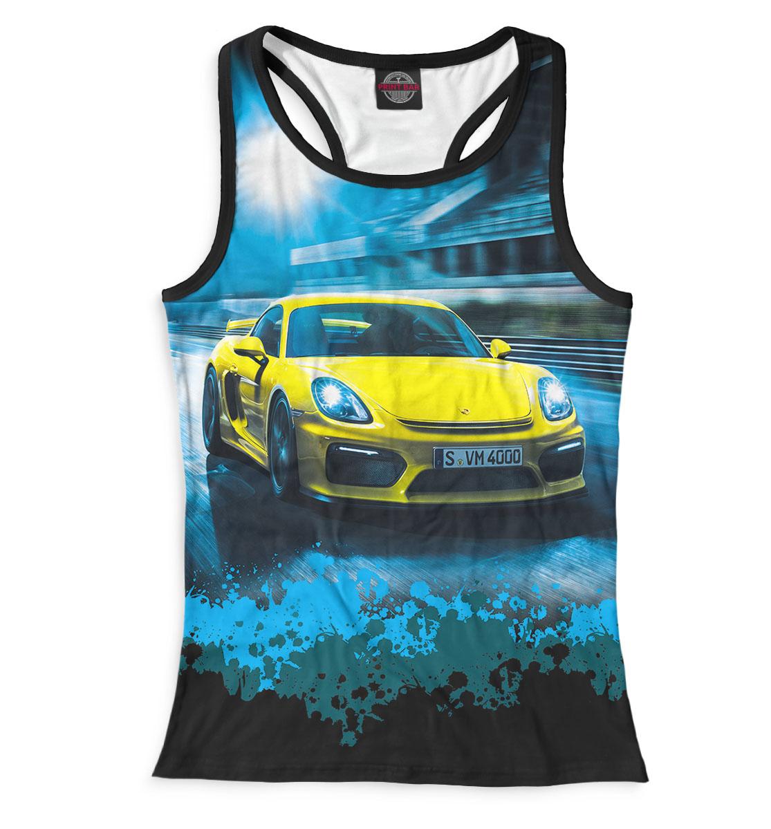 Купить Porsche, Printbar, Майки борцовки, SPC-571981-mayb-1