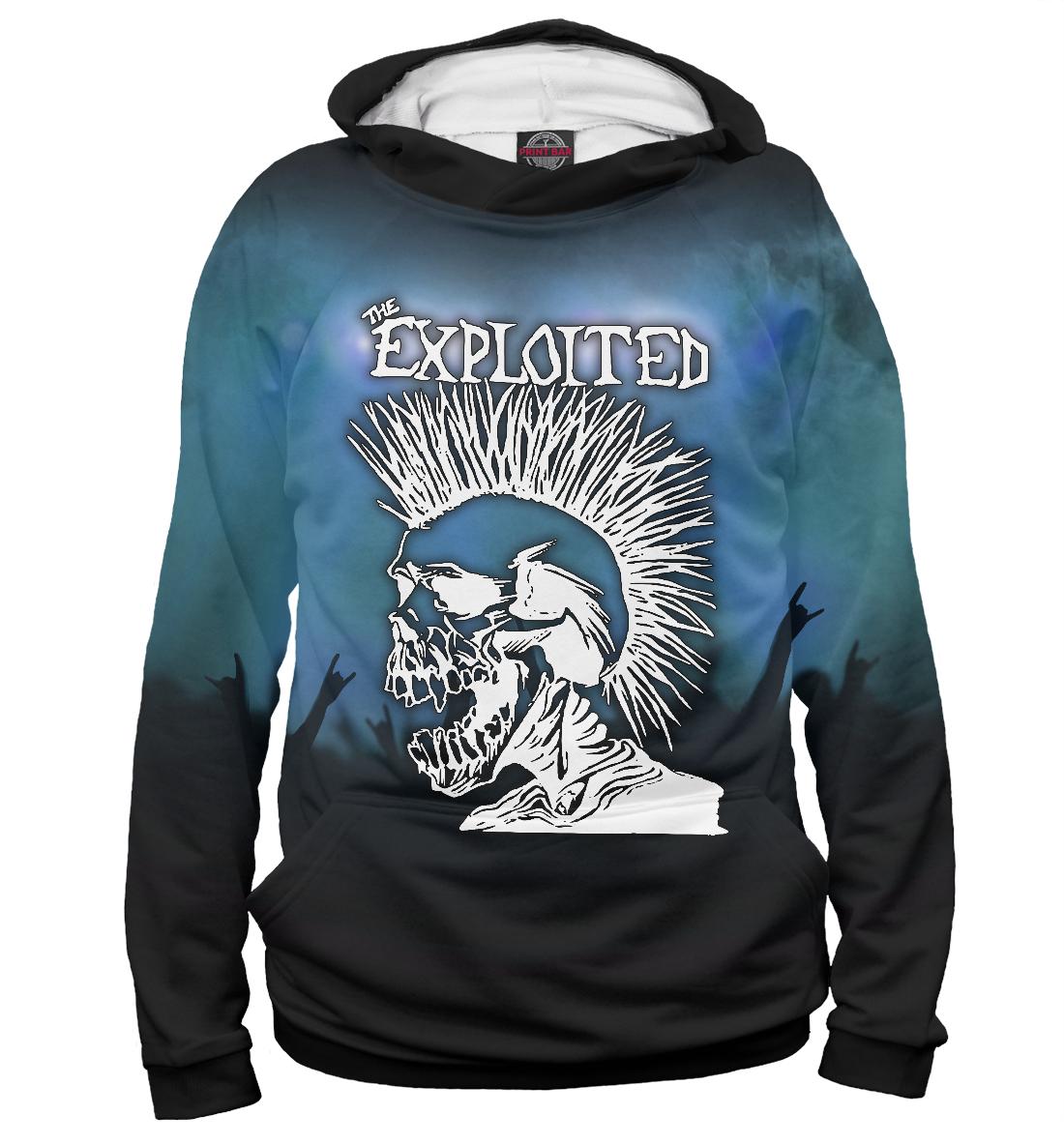 Купить The Exploited, Printbar, Худи, TEX-340901-hud-2