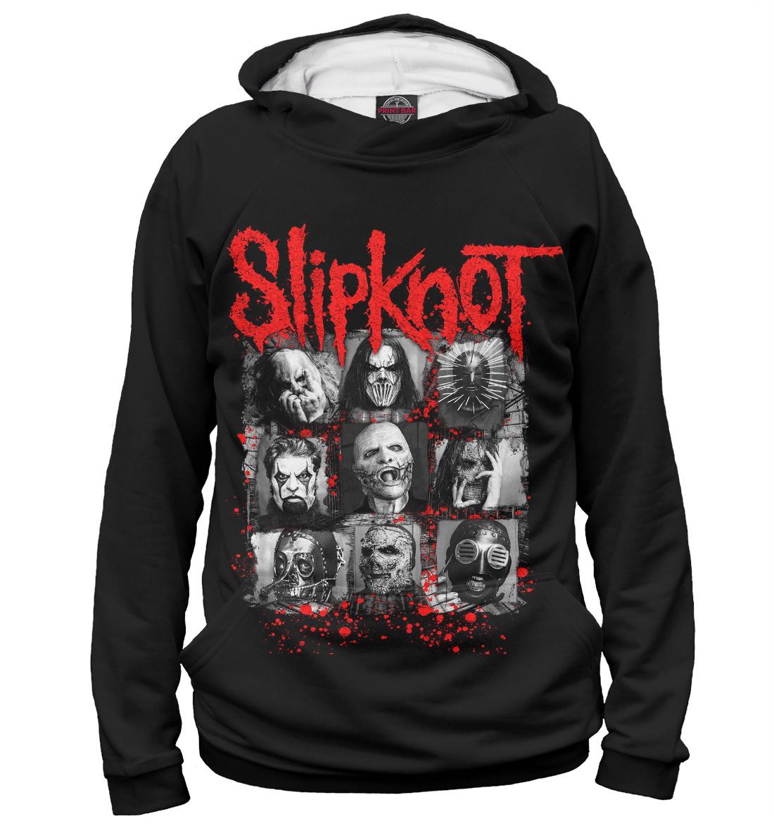 Купить Slipknot, Printbar, Худи, SLI-900730-hud-2