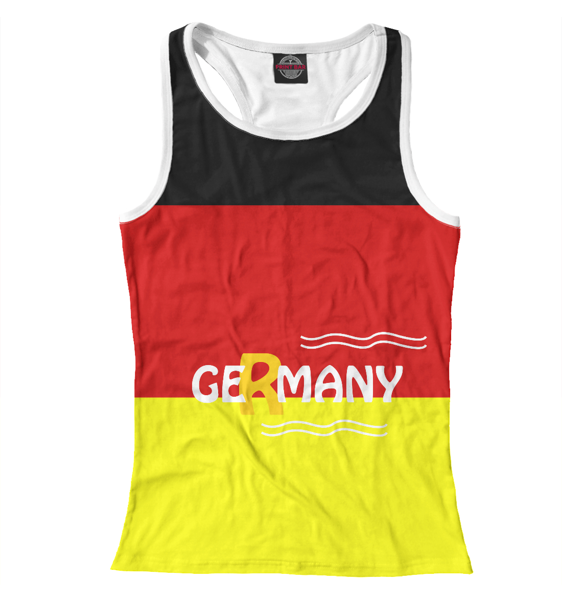 Купить Германия, Printbar, Майки борцовки, GER-199229-mayb-1